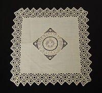 Fiorettiartedesign900 Fazzoletto Ricamo Pizzo Nationale Volksarmee Embroidery -  - ebay.it