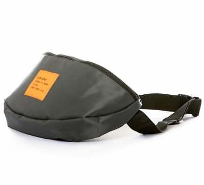 Hxtn Supply Charcoal Utility Oversize Crossbody Shoulder Bag Fanny Pack New