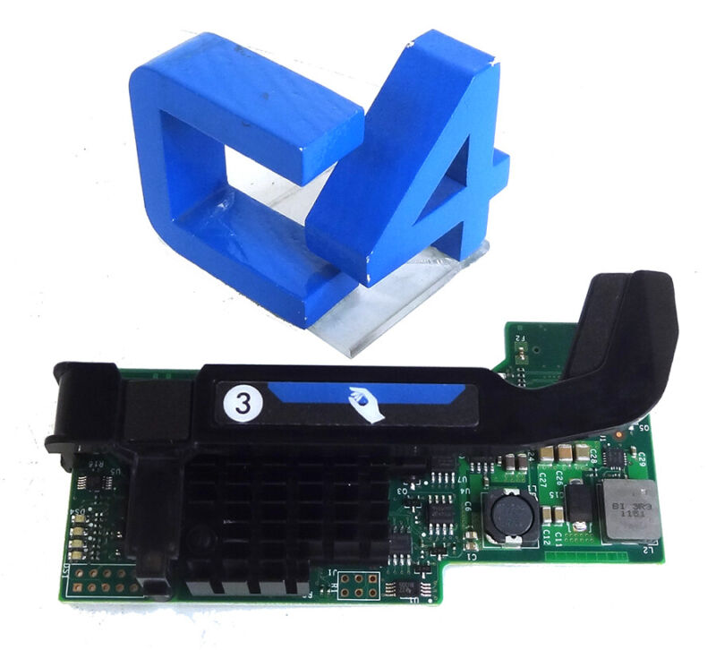 HP 656243-001 ETHERNET 10GB 2P 560FLB ADAPTER - 684214-B21, 655639-B21