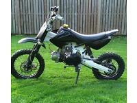 110 Big wheel pit bike, motocross bike, atv. £600 ono. very good condition.Please read.