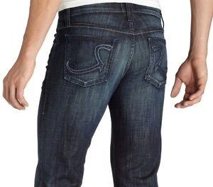 ROCK-amp-REPUBLIC-Designer-Men-039-s-Neil-Straight-Lg-Fit-Denim-Jeans