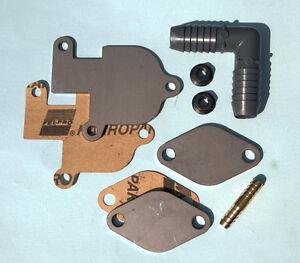 TDI EGR Valve & Cooler Delete Kit BEW/BHW Block Off MK4 VW Jetta Golf Passat
