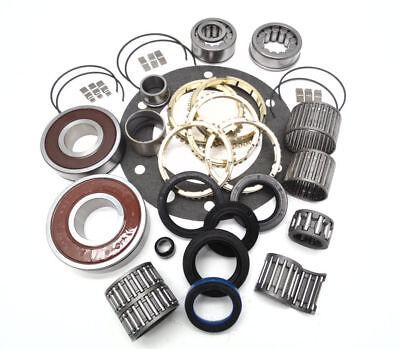 Jeep AX15 5 Speed Transmission Master Rebuild Bearing Kit, BK163JWS Plus More! 5 Speed Main Bearing
