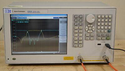 Agilent Keysight E5061b Ena Vector Network Analyzer 100khz-3ghz 50 Opt 010235