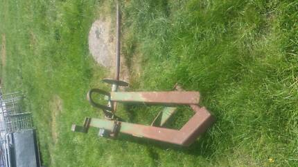 Round Hay Spike , farm , machinery Woolsthorpe Moyne Area Preview