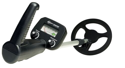 Begin Metal Detector Signal Meter Child Battery Test Tool Read Pro Bounty Hunter