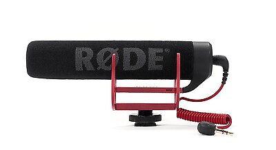 Rode Videomic Go On Camera Dslr Shotgun Microphone Youtube   Ships Free U S