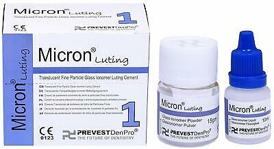 Micron I Permanant Glass Ionomer Cement Prevest Denpro Dental