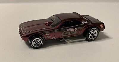 LOOSE HOT WHEELS PLYMOUTH BARRACUDA FUNNY CAR CLASSICS SERIES 2 *PURPLE 5SP 1/64