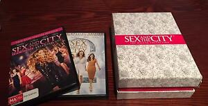 Sex and the City DVDs Padbury Joondalup Area Preview