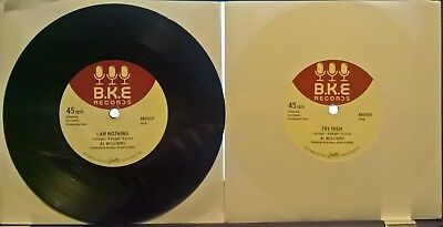 NEW: MASQUERADERS - I Got The Power  / One More Chance - from New label B.K.E