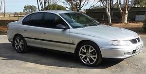 2002 Holden Commodore Sedan Two Wells Mallala Area Preview