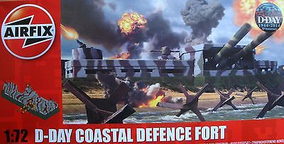 AIRFIX® A05702  D-Day Coastel Defence Fort in 1:72