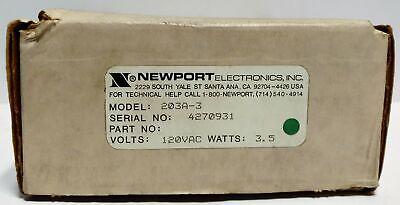 Newport 203a-3 Panel Meter