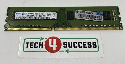 Samsung 4GB 2Rx8 PC3-10600U 09-11-B1 M378B5273DH0-CH9