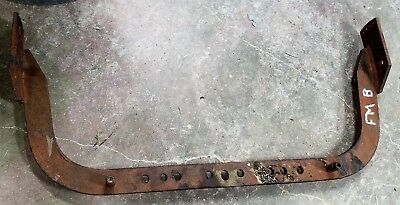 Rear Hitch Horseshoe Drawbar Ih Farmall B Bn Tractor