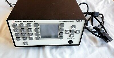 Applied Instruments Rf Noise Generator Ns-3