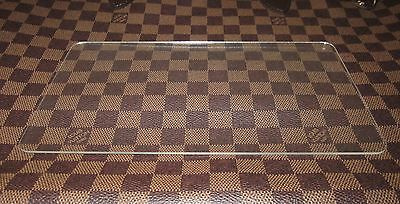 Clear Acrylic Base Shaper Liner that fit the Louis Vuitton Speedy 35 Bag