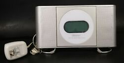 Memorex Digital AM/FM Stereo Clock Radio Front Load CD Dual Alarm (MC7101 )