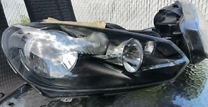 Headlight Volks GTI - Jetta 2011-2014 left &rigth used