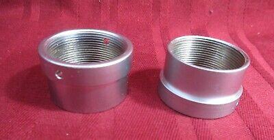 2 Kaba Simplex Ilco Thread Ring Knob Satin Unican Lock Combination