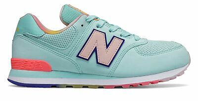 New Balance Kid's 574 Big Kids Female Shoes Blue