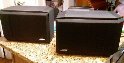 Bose 301 Series IV Direct/Reflecting Speakers Set Left/Right