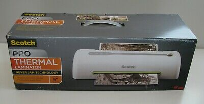 3m Scotch Thermal Laminator Pro 2 Roller System Tl906 - New Open Box Sale