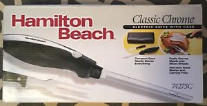 Hamilton Beach Electric Knife (never been used)