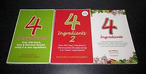4 INGREDIENTS 1, 2, PLUS GOURMET GARDEN HERBS AND SPICES McCosker Perth Region Preview