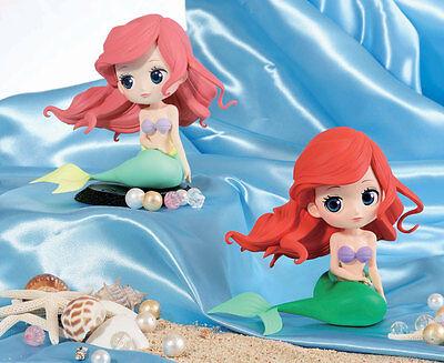 Disney Q Posket Little Mermaid Ariel PVC figure Banpresto (100% authentic)