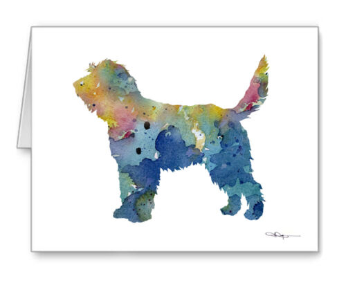 OTTERHOUND Note Cards With Envelopes