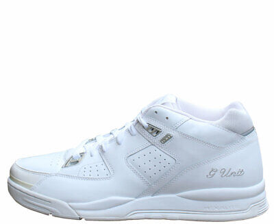 Reebok G Unit GXT White / Grey / Chrome DS Size 11