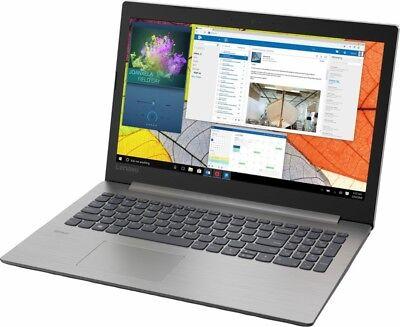 "Lenovo - 330-15IGM 15.6"" Laptop - Intel Celeron - 4GB - 500GB Drive - Gray"