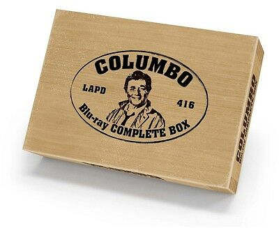 Columbo Complete Blu-ray Box 35 DISC Japan import Free Shipping Fast Shipping
