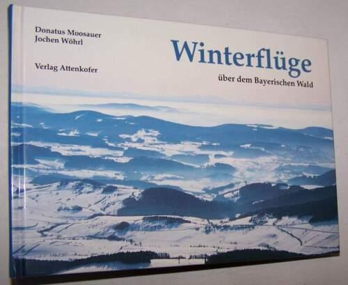 Bayerischer Wald Niederbayern Oberpfalz Luftaufnahmen Donatus Moosauer Luftbild