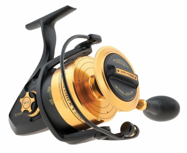 Penn Spinfisher V SSV 8500 Reel + Warranty - BRAND NEW IN BOX -