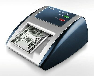 AccuBanker D450 Counterfeit Money Detector on Rummage