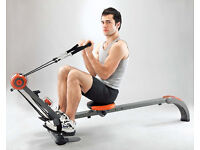 Body Sculpture BR3010 Rower and Gym- New fully installed