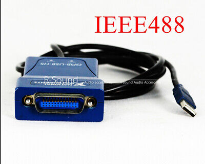 Ni Gpib-usb-hs 778927-01 Ieee488 Card Interface Adapter Controller Ieee 488 Usb