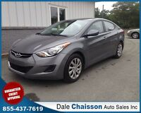 2013 Hyundai Elantra GL ($125 Bi-Weekly $0 Down Tax Inc.)*