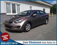2011 Hyundai Elantra GL ($99 Bi-Weekly $0 Down Tax Inc.)*