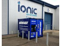 Water Fed Pole, Window Cleaning, Pure Water Filling Station - Swindon!