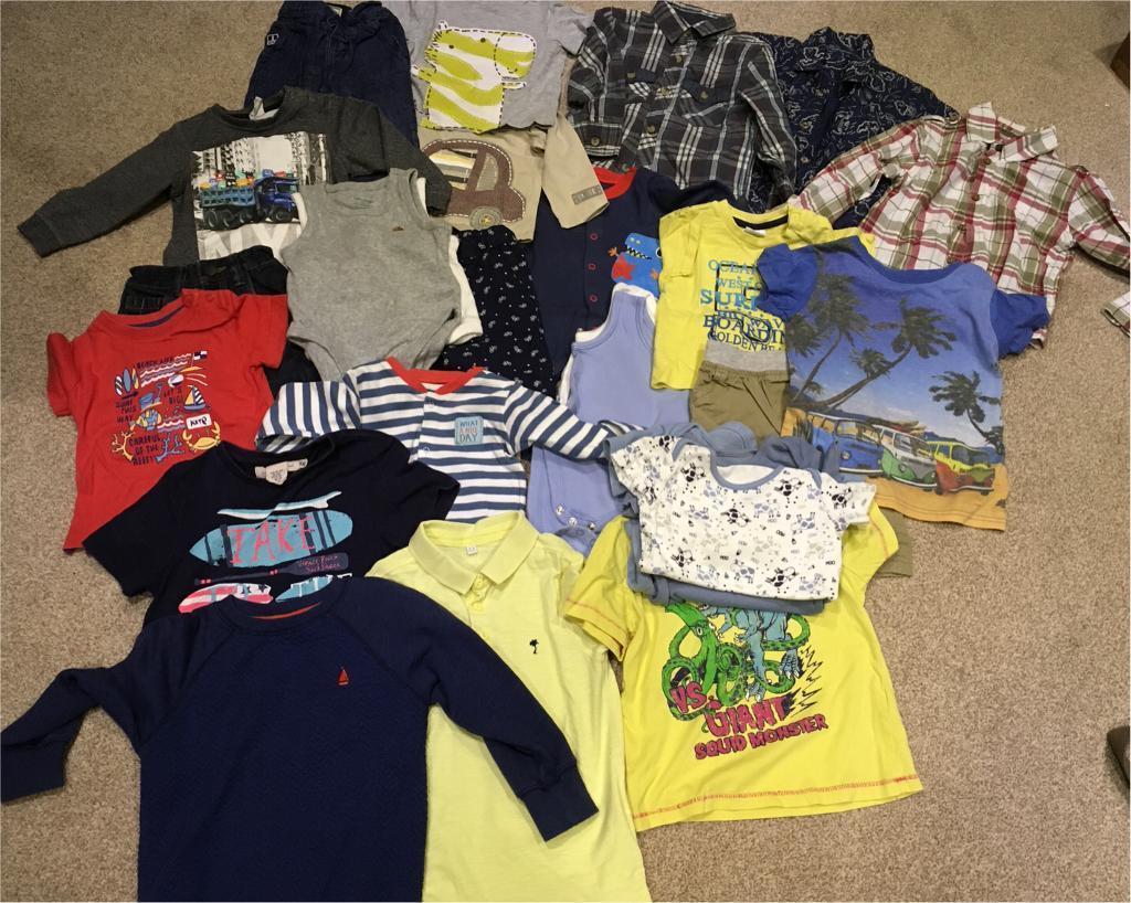 Boys clothes Newborn - Age 3