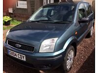 Ford Fusion 3 1.6 Petrol. Full Ford Main Dealer History - Owned by one family since new