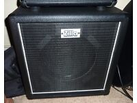 Zilla Dinky 1 x 12 cabinet (loaded with 16ohm Celestion Alnico Cream) - £225