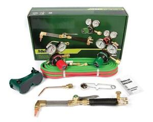 NEW HEAVY DUTY VICTOR STYLE TORCH WELDING KIT CUTTING TORCH KIT 1C0160035 AS LOW AS $229.95 EA