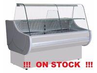 NEW £1176.40 + VAT 180cm(5.9 feet) Serve Over Counter Display Fridge WCH1-E2 ON STOCK