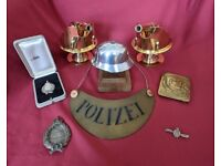 WANTED: MILITARIA, MILITARY ANTIQUES WWI, WWII, WW1, WW2, MEDALS, UNIFORMS, EQUIPMENT, RUC, USC RIC