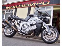 2005 BMW K1200R (ABS) ONLY 11758 Miles Akrapovic Carbon Exhaust Warranty